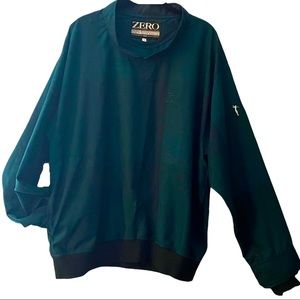 Zero Restrictions Outerwear Pullover Jacket Large